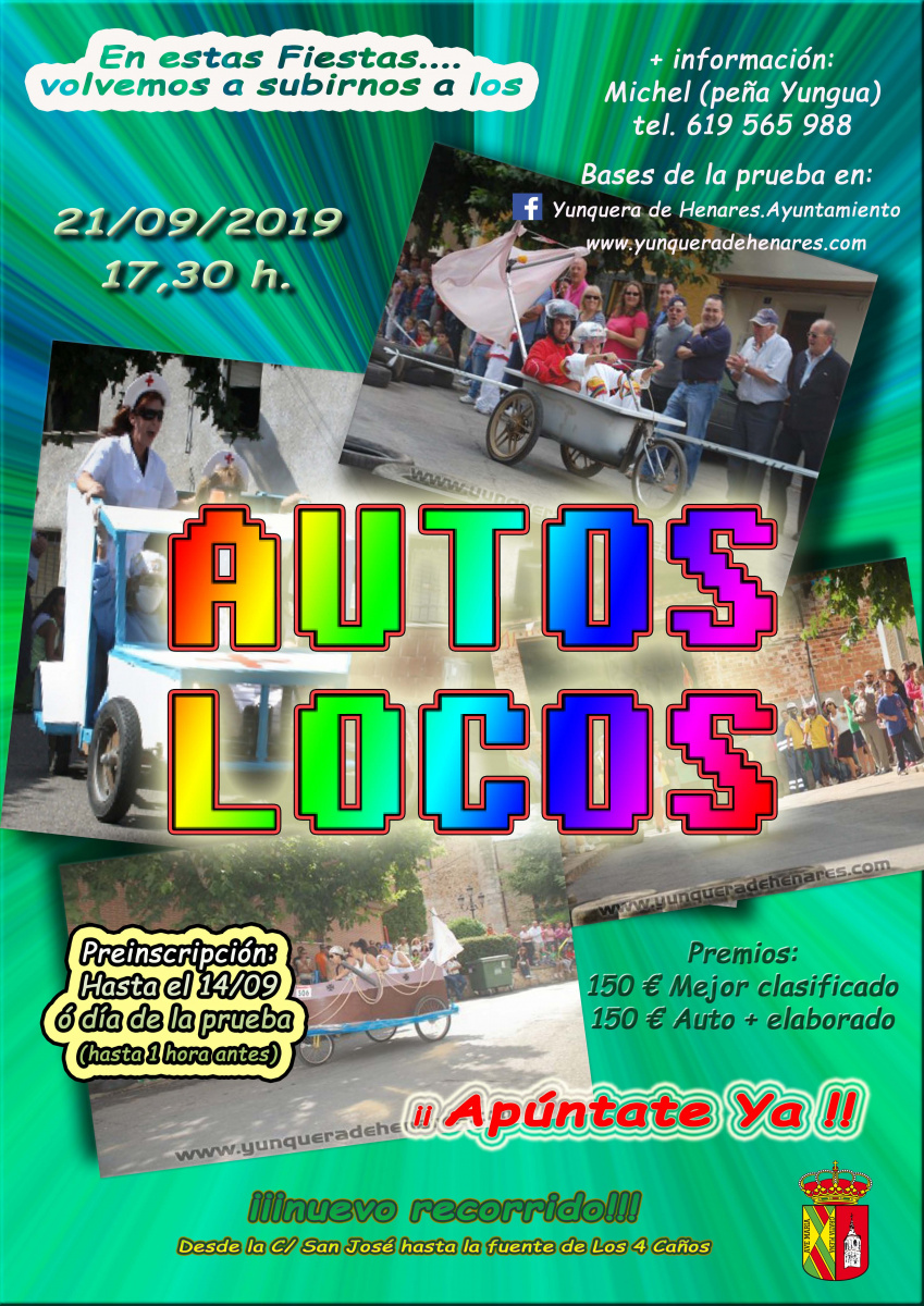 Cartel Autos Locos