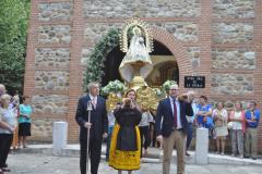 La procesión - salida